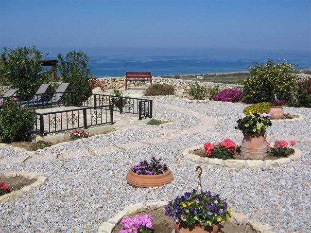garden seaview