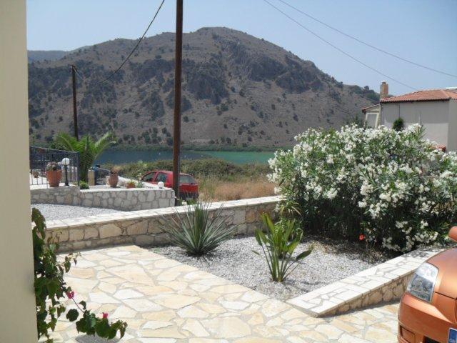 parking & front garden