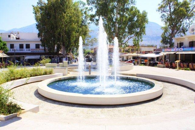 Georgioupolis Square
