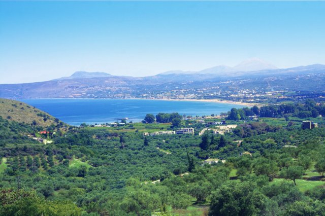 Georgioupolis View