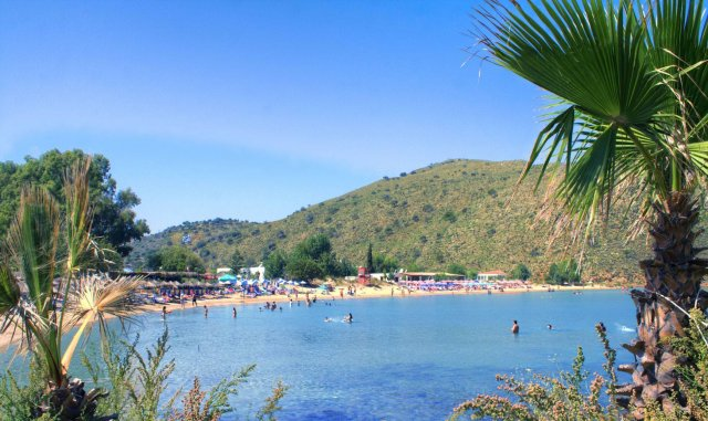 Kalivaki Beach Georigoupolis