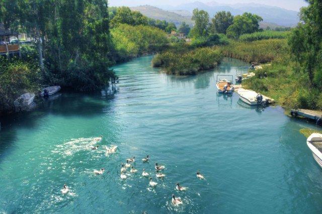 Almyros River Georgioupolis